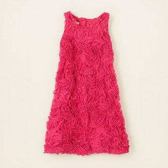 Children's Place Soutache shift dress