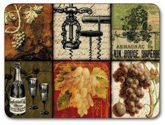Sur La Table Winemakers Legacy Placemats, Set of 4