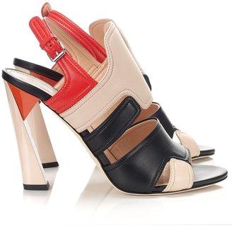 Calvin Klein Collection 110mm Nude Verushka Heels