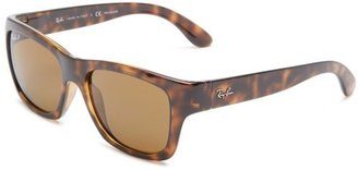 Ray-Ban 0RB4194 710/8353 Polarized Highstreet Wayfarer Sunglasses