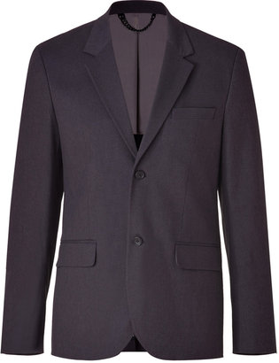 Marc by Marc Jacobs Violet Cotton Twill Charles Suiting Blazer