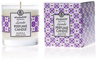 elizabeth W Lavender Perfume Candle