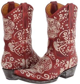 Old Gringo - Klak Cowboy Boots $569 thestylecure.com