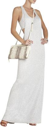 BCBGMAXAZRIA Whitnee Double-Tank Twist-Back Dress