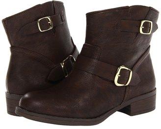 Report Juliee (Black) - Footwear