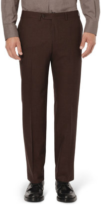 Canali Wool-Blend Trousers
