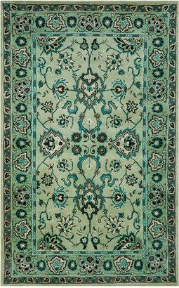 Liora Manné Area Rug, Petra 9054/16 Agra Jade 8' x 10'