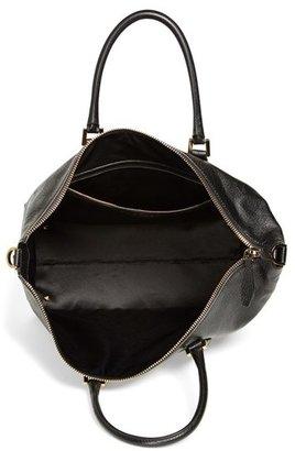 Tod's 'ALR Tracolla Media' Leather Shopper