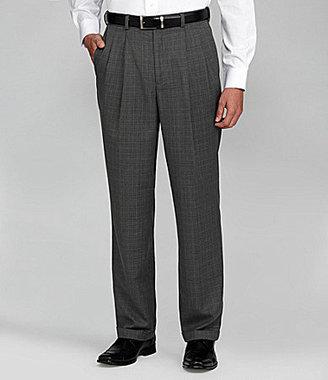 Roundtree & Yorke Pleated Dress Pants