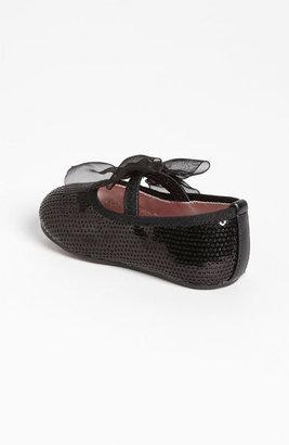 Stuart Weitzman 'Baby Bling' Crib Shoe