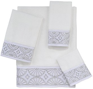Avanti Platinum Gatsby Bath Towel