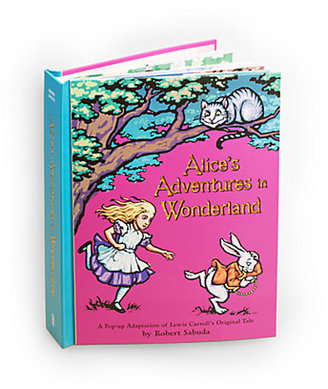 Simon & Schuster Alice's Adventures in Wonderland: A Pop-Up Adaption