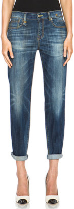 R 13 Relaxed Skinny