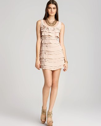 """French Connection Pennys Party"""" Silk Dress"""