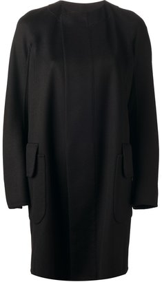 Jil Sander cocoon overcoat