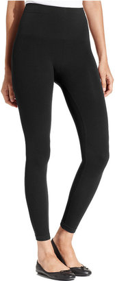 Star Power by Spanx Wide Waistband Tout & About Shaping Leggings $48 thestylecure.com