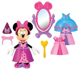 Fisher-Price Minnie Mouse Bow-tique Minnie's Princess Bowtique