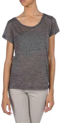 See by Chloe Short sleeve sweater