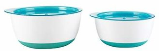 OXO Tot Large and Small Bowl Set, Blue, One size