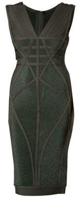 Herve Leger Katsia Dress