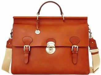 Dooney & Bourke Alto Double Gusset Buckle Briefcase