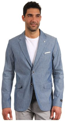 G Star G-Star - RCT Recruit Chambray Omega Blazer (Recruit Chambray Medium Age) - Apparel