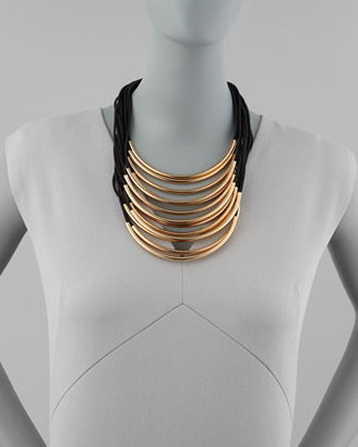 Jules Smith Designs Wrapped Up Layered Tube Necklace