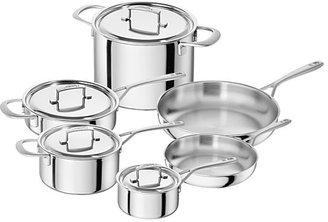 Zwilling J.A. Henckels Sensation - 10 Pc Cookware Set