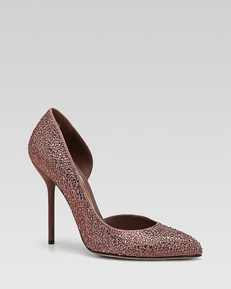 Gucci Noah Evening D'Orsay Pump