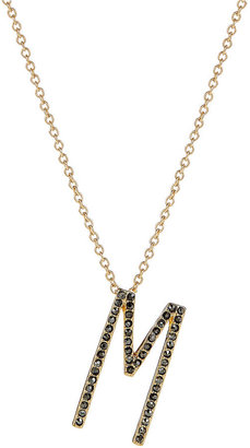 Kensie Initial Pendant Necklace