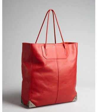 """Alexander Wang cayenne smooth leather """"Prisma"""" tote bag"""