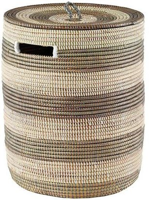 Charming Hamper (Silver Stripe) $89 thestylecure.com