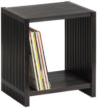 Container Store Classic Lines 2-Tier Tower