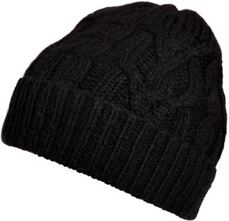 Paul Smith Cashmere Cable Knit Hat