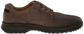 Ecco Fusion Bicycle Toe Tie Men's Lace-up Bicycle Toe Shoes