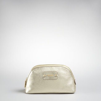 Jones New York Park Avenue Leather Cosmetic Case