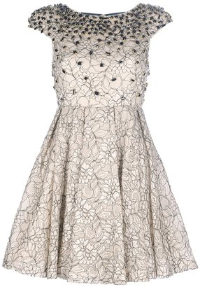 Alice + Olivia Alice+Olivia embellished dress