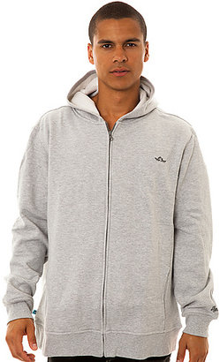 Fly Society The Charter Member Hoody in Heather Grey