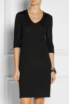 Rick Owens Jersey dress