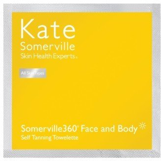 Kate Somerville 'Somerville360?' Tanning Towelettes $48 thestylecure.com