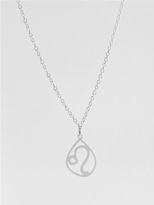 Kris Nations Leo Signs of the Zodiac Charm Necklace