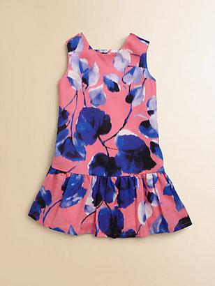 Milly Minis Toddler's & Little Girl's Ivy Print Dress
