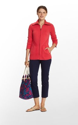 Lilly Pulitzer Maura Zip Up