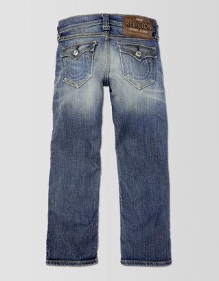 True Religion Boys Ricky Straight Leg Indigo 1971 Jean