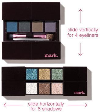 Avon Mark Drama Case Eye Shadow and Liner Palette