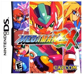 Nintendo Mega man zx for ds