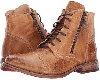 Bed Stu Bonnie (Tan Rustic) Women's Zip Boots