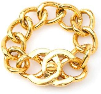 Chanel turnlock bracelet