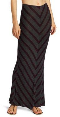 Testament Women's Lina Stripe Maxi Skirt
