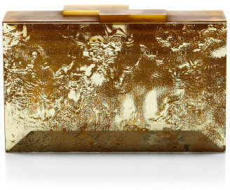 Rauwolf Emerald Cut Gemstone Clutch